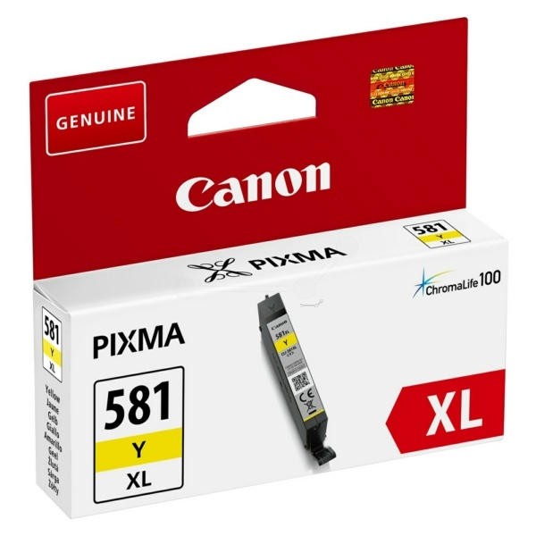 Canon 581 Y XL yellow 8,3 ml