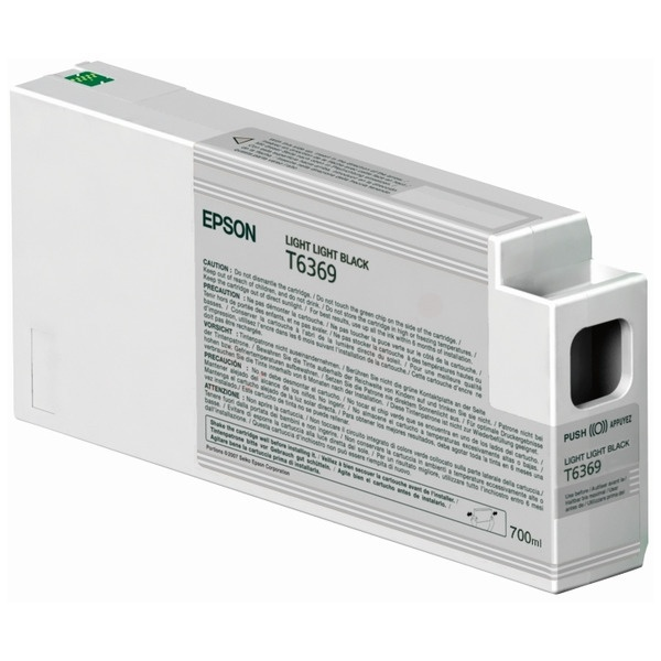 Epson T6369 black 700 ml