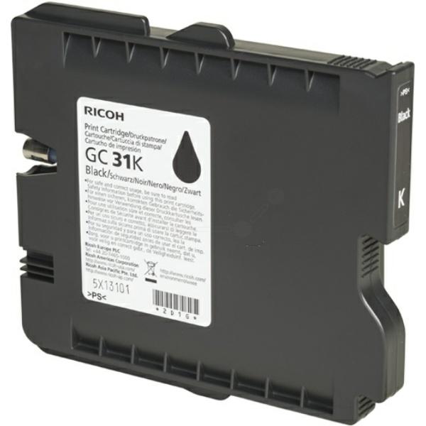 Ricoh GC-31 K black 28 ml