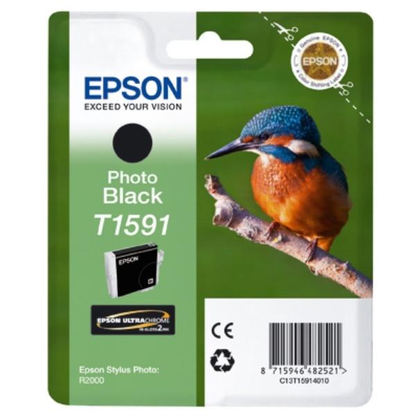 Epson T1591 photoblack 17 ml