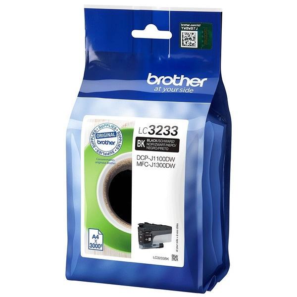Brother LC3233BK black