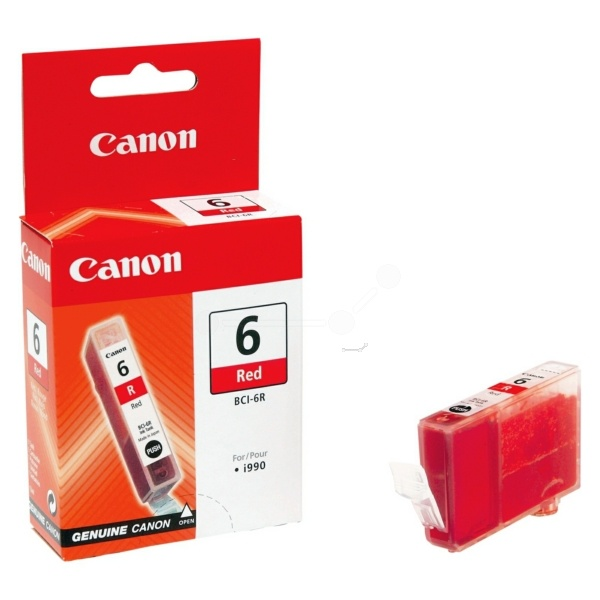 Canon BCI-6 R red 13 ml