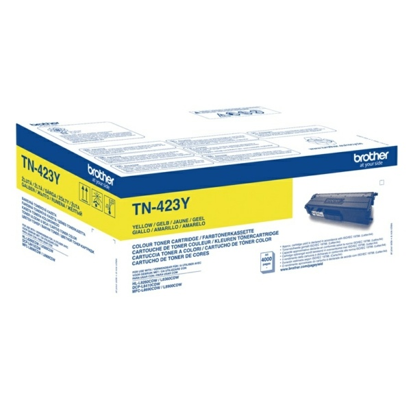 Brother TN423Y yellow