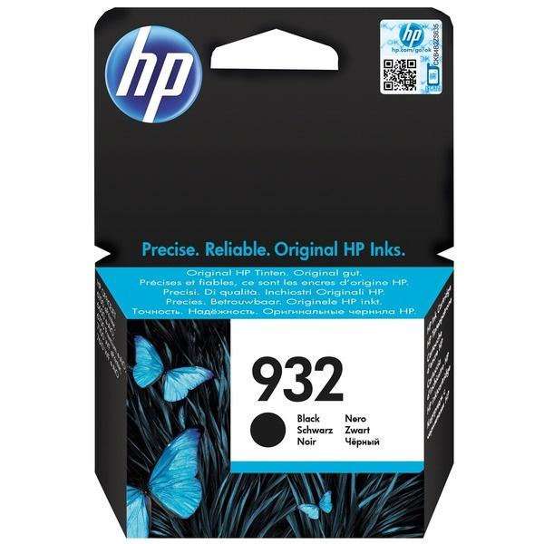 HP 932 black 9 ml