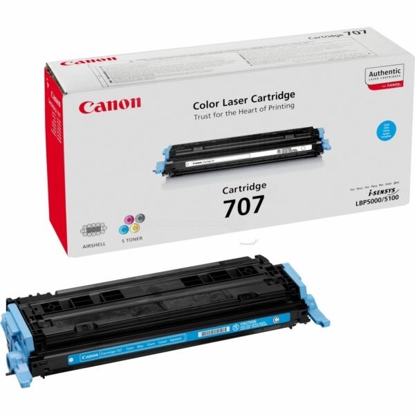 Canon 707C cyan