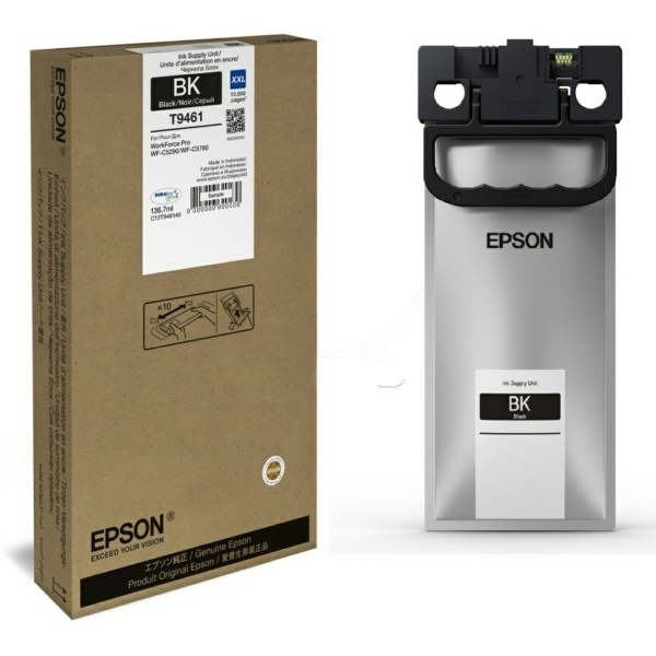 Epson T9461 black 136,7 ml