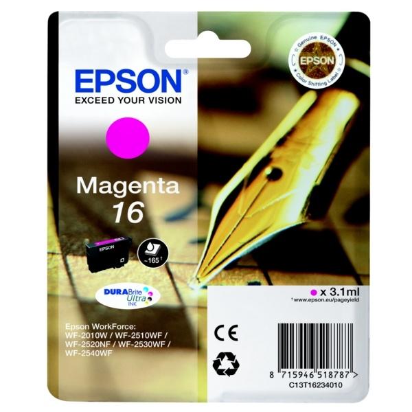 Epson 16 magenta 3,1 ml