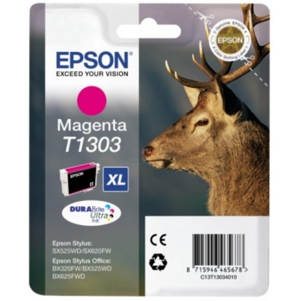 Epson T1303 magenta 10,1 ml