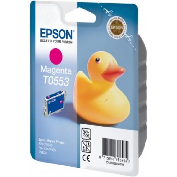 Epson T0553 magenta 8 ml