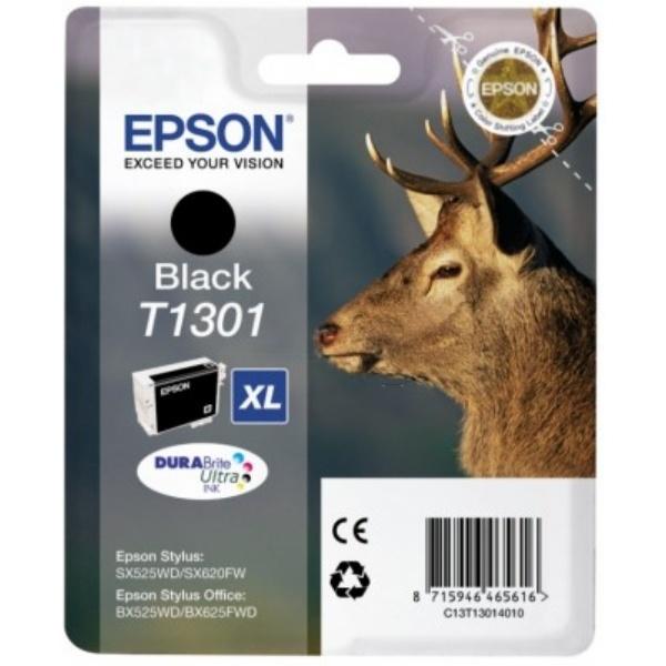 Epson T1301 black 25,4 ml