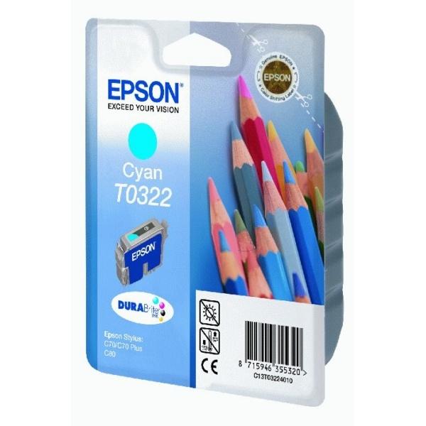 Epson T0322 cyan 16 ml