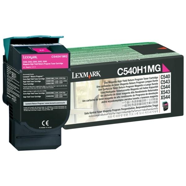 Lexmark C540H1MG magenta