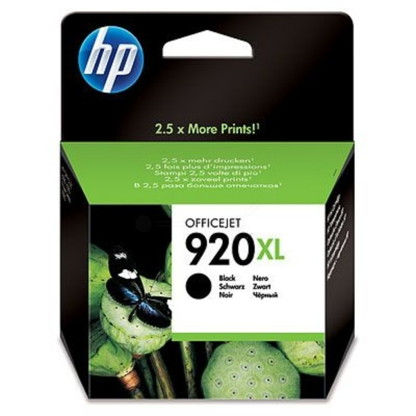 HP 920XL black 32 ml