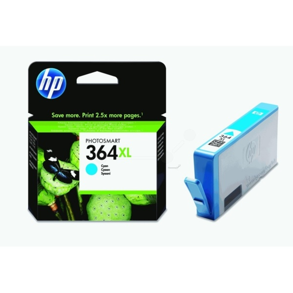HP 364XL cyan 6 ml