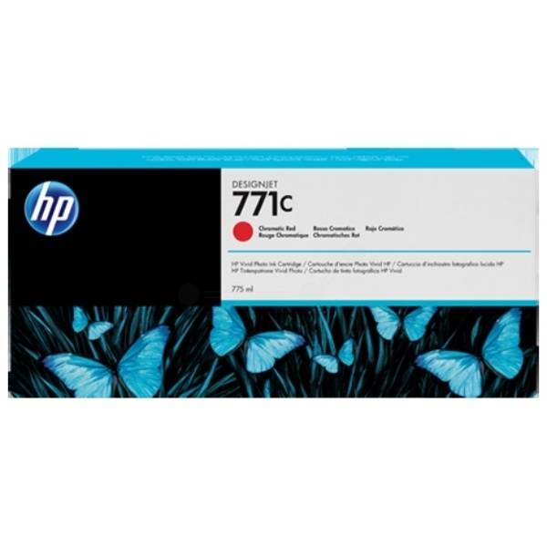 HP 771C red 775 ml