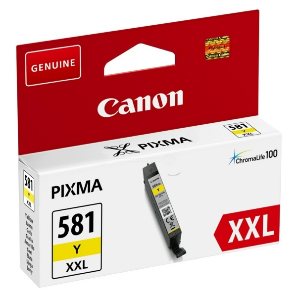 Canon 581 Y XXL yellow 11,7 ml