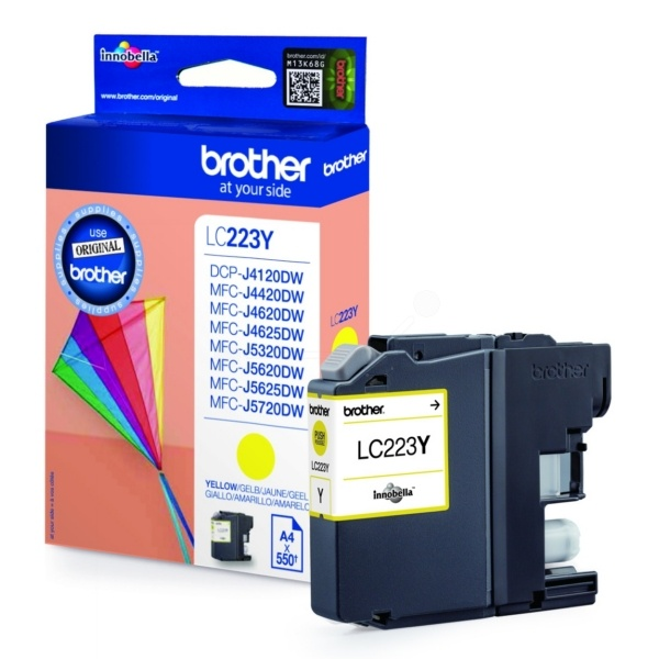 Brother LC223Y yellow 5,9 ml