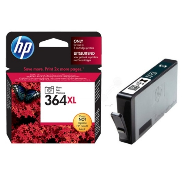 HP 364XL photoblack 7 ml