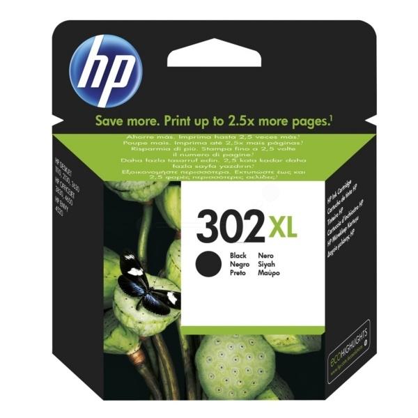 Original HP 302XL Black